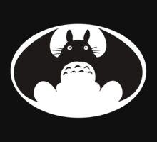 Batman Totoro!