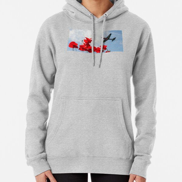 Lest We Forget Pullover Hoodie