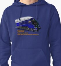 Mallard the Fastest Steam Locomotive  T-Shirt