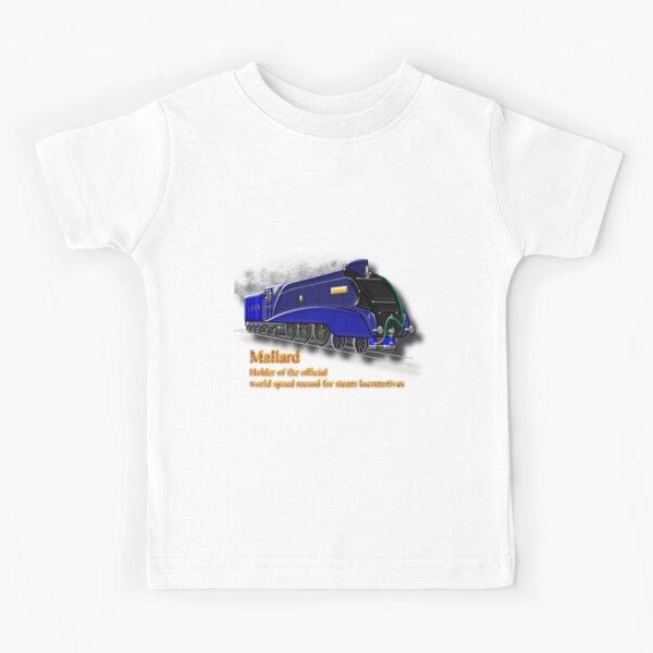The Fastest Steam Locomotive 1938 Kids T-Shirt