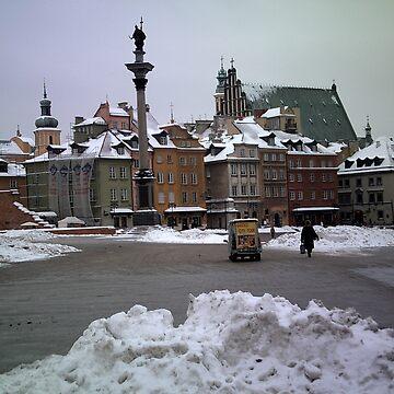 Snowy City  by HowardWalsh
