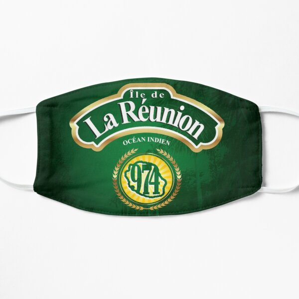 974 - Reunion Island Mask