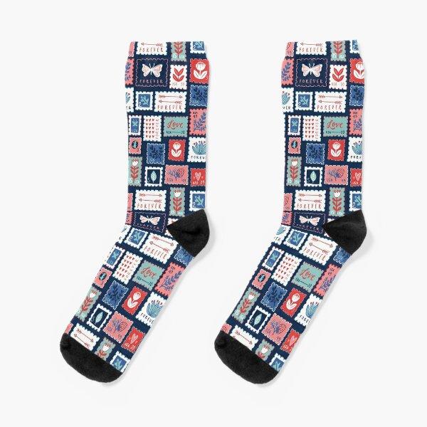 FOREVER STAMPS Socks