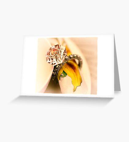 the invitation Greeting Card
