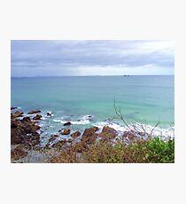 Quiet Byron Photographic Print