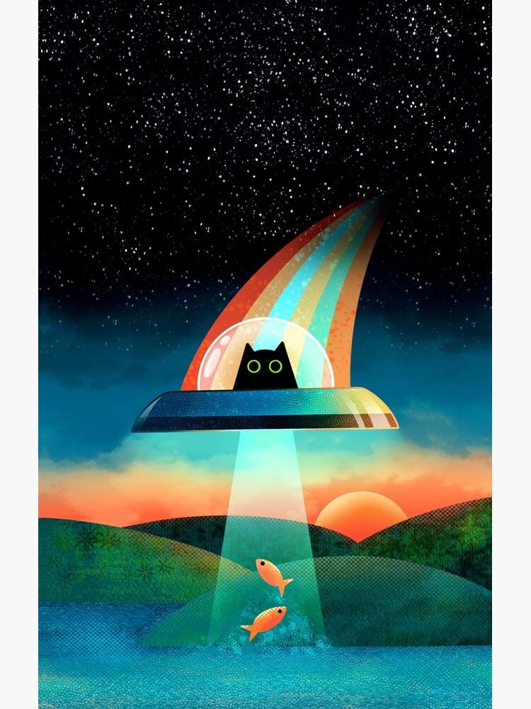 The Purrfect Alien  by TigaTiga