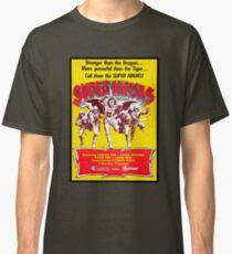SUPER NINJAS! Classic T-Shirt