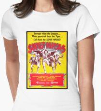 SUPER NINJAS! Women's Fitted T-Shirt