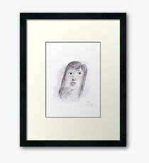 Ann Framed Print