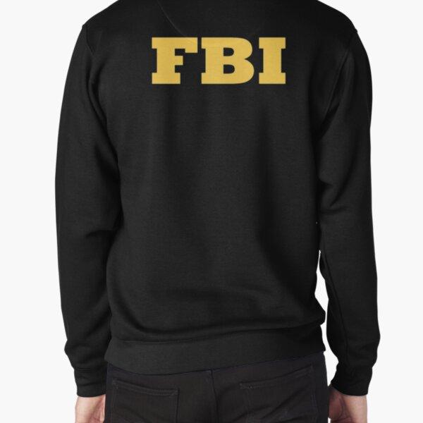 FBI Pullover Sweatshirt