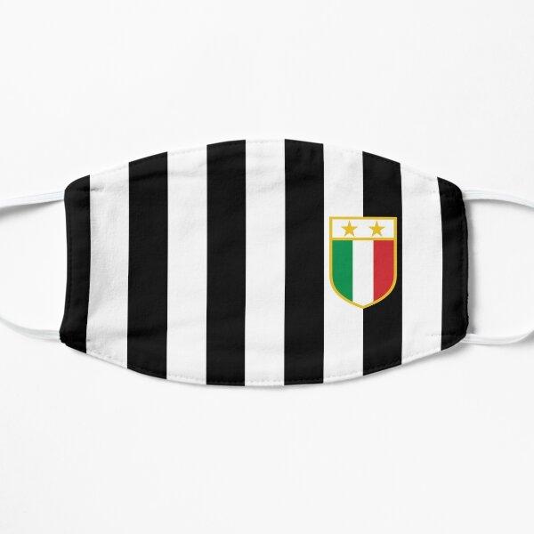 Juventus Mascarilla plana