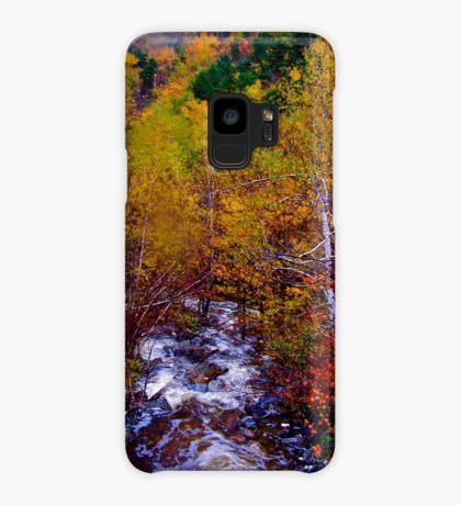 Autumn At Pinkham Notch, N.H. Case/Skin for Samsung Galaxy