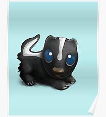 Little Skunk. Poster