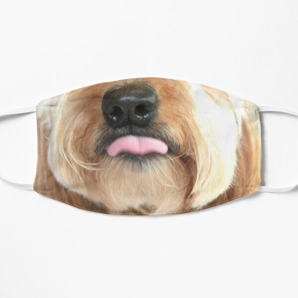 Chase The Dog Sticking His Tongue Out Mask