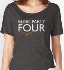 Bloc Party - Four Women's Relaxed Fit T-Shirt