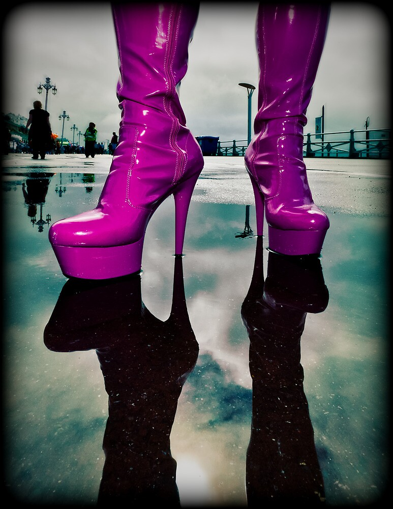 Kinky Boots by Heather Buckley