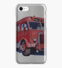 Leyland breakdown Ribble. iPhone Case/Skin