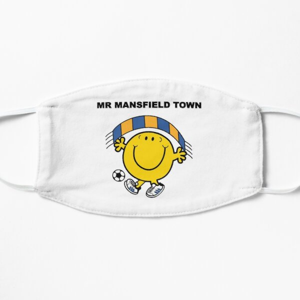 Mr Mansfield Town FC - Football  Mask
