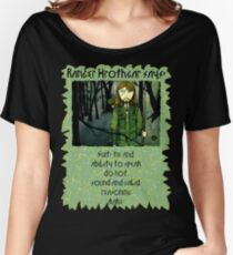 Ranger Hrothgar Says - Ability to Speak Women's Relaxed Fit T-Shirt