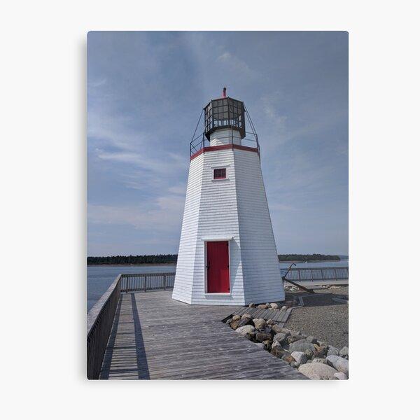 St. Andrews lighthouse Metal Print