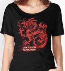 T-shirt de Tai Chi Chuan T-shirts coupe relax