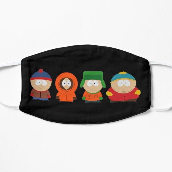 Southpark PREMIUM - The four legends stickers Mask