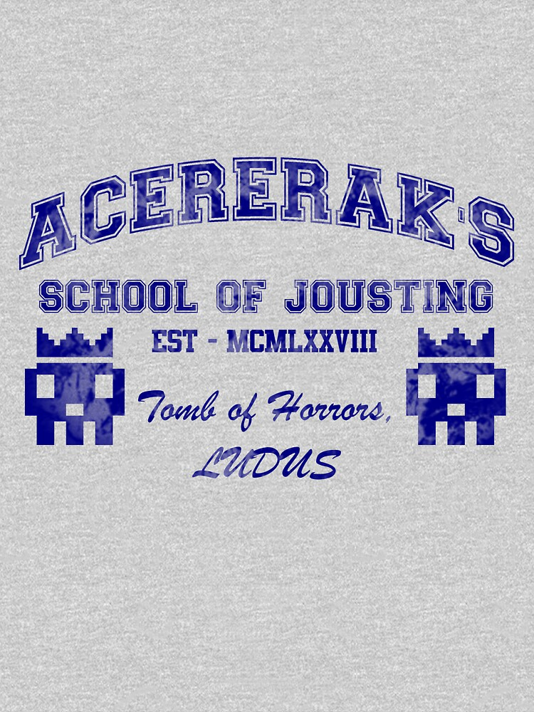 Acererak's School of Jousting | Unisex T-Shirt