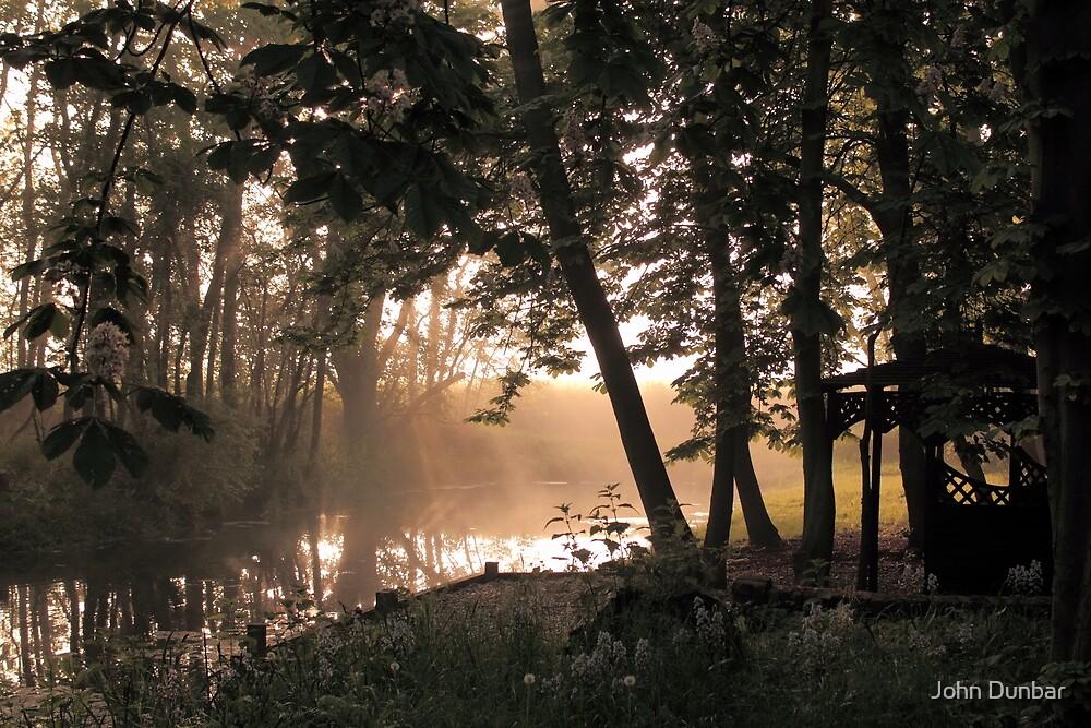 Morning Glade by John Dunbar