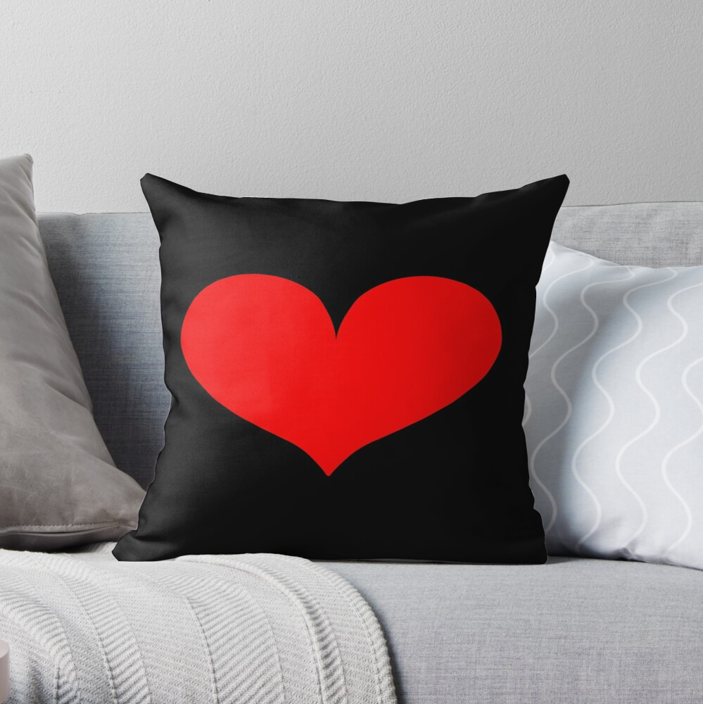 Only Love Throw Pillow
