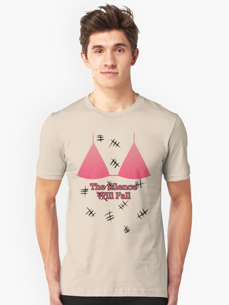 The Silence... Unisex T-Shirt Front