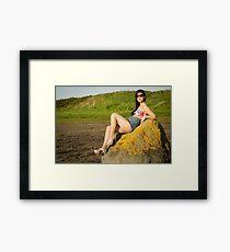Nadine No.6 Framed Print