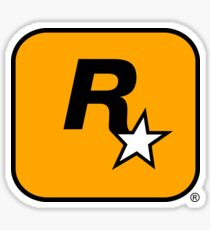 Rockstar Sticker