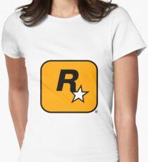 Rockstar Women's Fitted T-Shirt