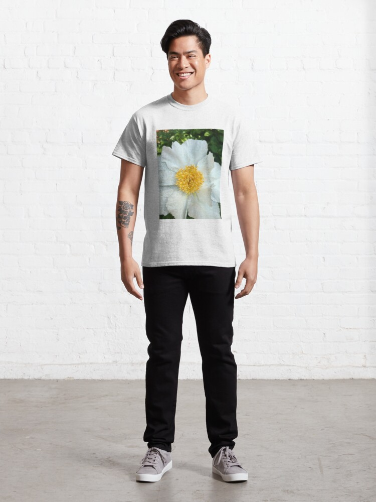 Alternate view of Floral Gift - Chinese Peony Photography - Gardening Present Classic T-Shirt