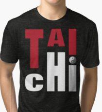 T'ai Chi T-Shirt Tri-blend T-Shirt