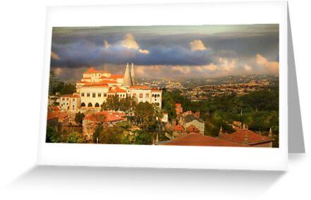 Sintra Vila Palace by terezadelpilar ~ art & architecture