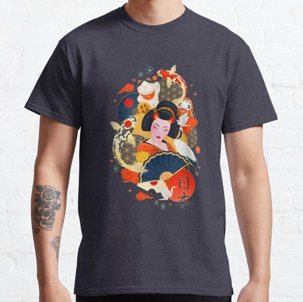 Bienvenue au Japon T-shirt classique