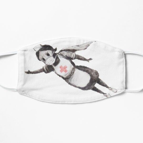 Super Nurse (Banksy - Changeur de jeu) Masque sans plis