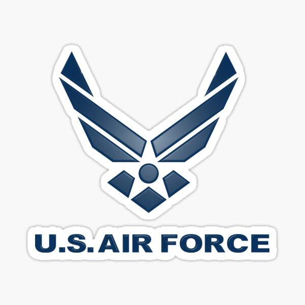 U.  S. Air Force Symbol Sticker
