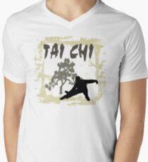 T'ai Chi Ch'uan T-Shirt Men's V-Neck T-Shirt