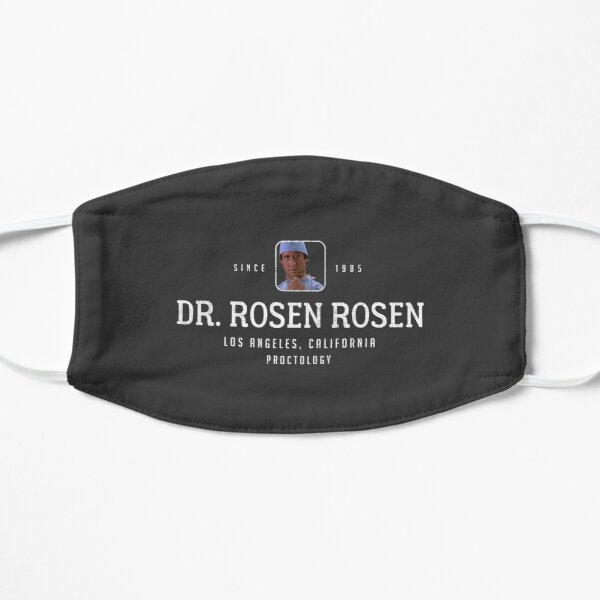 Dr. Rosen Rosen Mascarilla plana