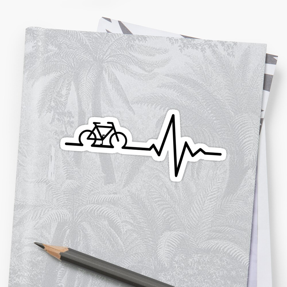 Bike Life Sticker