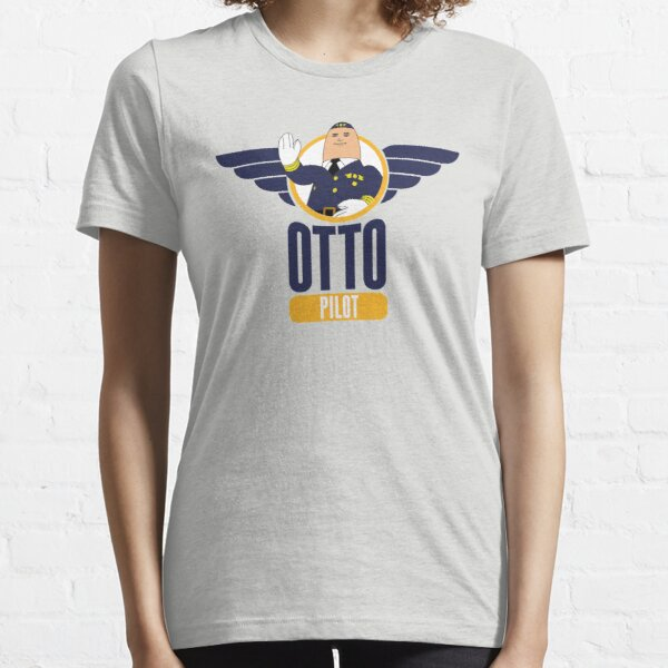 Otto the Inflatable Pilot Essential T-Shirt