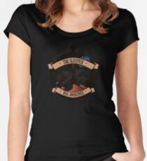The Sleeper Women's Fitted Scoop T-Shirt