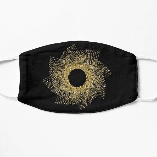 Sacred geometry Flat Mask