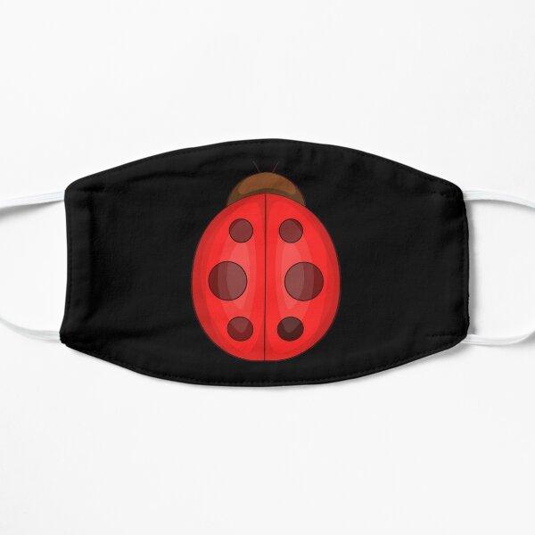 Ladybug, Ladybug! Mascarilla plana
