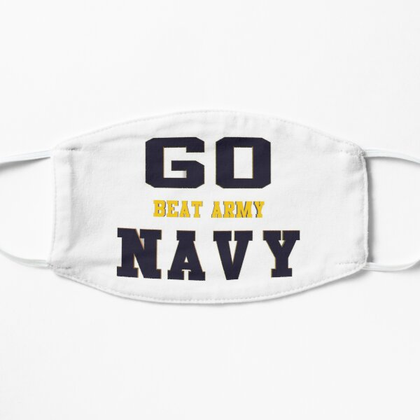 Go Navy, Beat Army!! Mask