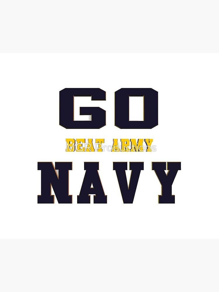 Go Navy, Beat Army!! by Quatrosales