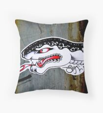 Surry Hills (May 2012) Throw Pillow