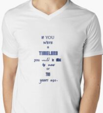 If you were a timelord T-Shirt